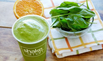 $12 for $20 Worth of Healthy Food and Blended Drinks
