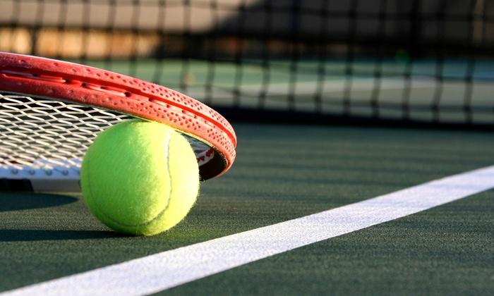 Hit Atlanta Tennis Center - Tucker: Four Group Tennis Lessons for Ages 6–10, 11–17, or 18 or Older at Hit Atlanta Tennis Center (Half Off)