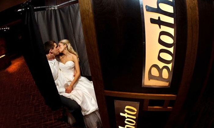 Wedding Photobooth Rental - Fox Cities: $450 for a Three-Hour Photo-Booth Rental from Wedding Photobooth Rental ($1,000 Value)