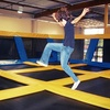 Up to 55% Off Trampoline Jump Time