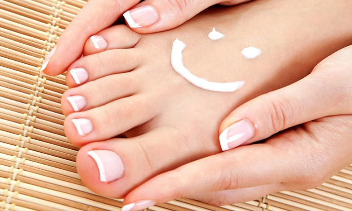 First Coast Foot and Ankle Clinic - Secret Cove: $219 for Laser Toenail-Fungus Removal with Medical Pedicure and Massage for Both Feet ($350 Value)