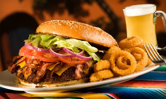Diablo's Downtown Lounge - Downtown: Pub Meal for Two or Four with Appetizers, Burgers, and Beers at Diablo's Downtown Lounge (Up to 53% Off)
