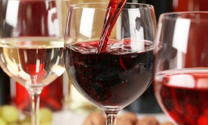 PRP Wine: $49.99 for a 90-Minute In-Home Wine-Tasting Party for Up to Eight from PRP Wine ($265 Value)