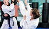 Up to 68% Off Martial Arts Classes