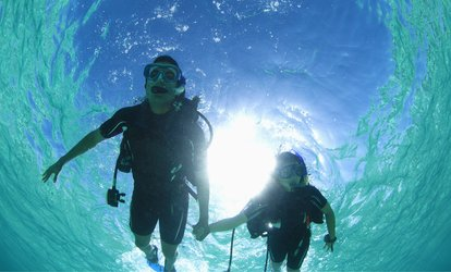 150-Minute Scuba Diving Experience at Amazing Sea World (64% Off)