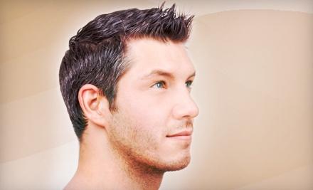 Men's Haircut (a $15 value) - Q Salon & Nails in Sacramento