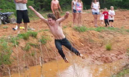 Up to 52% Off Hillbilly Games Registration at Red Truck Event Center