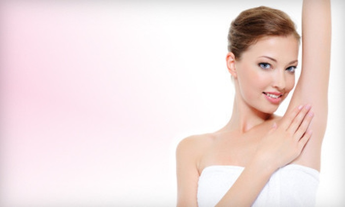 Innovative Esthetics - Pearl River: Six Laser Hair-Removal Treatments on a Small, Medium, or Large Area at Innovative Esthetics (Up to 89% Off)