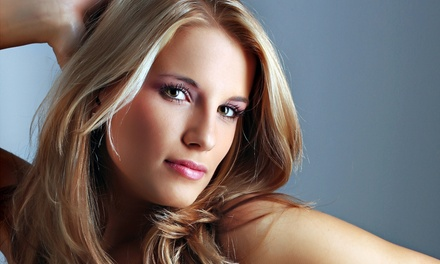 Haircut with Optional Partial Highlights or Full Highlights at Exquisite Hair Studio (Up to 68% Off)