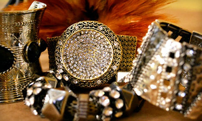 Bitz n' Pieces Boutique - Southwest Arlington: Jewelry and Accessories at Bitz n' Pieces Boutique (Up to 53% Off). Two Options Available.