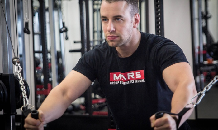 MARS Group Performance Training - Islington - City Centre West: 5 or 10 Group Personal Training Sessions at Mars Group Performance Training (Up to 89% Off)