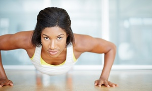 Tyson Training: 10 Fitness Classes at Tyson Training  (65% Off)