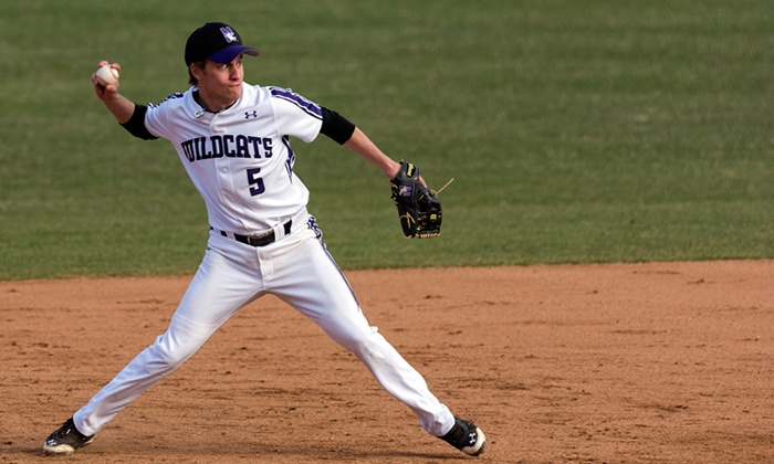 Northwestern University Baseball Camps - Trienens Hall: $49 for a One-Day Youth Baseball Camp on December 29 at Northwestern University ($99 Value)
