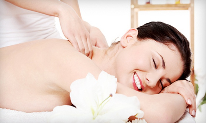 Amy Stiles at Therapeutic Professional Group - Tuscaloosa: Massage from Amy Stiles at Therapeutic Professional Group in Tuscaloosa (Up to 54% Off). Three Options Available.