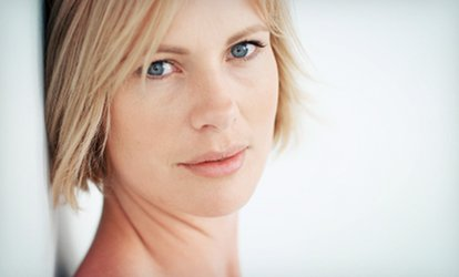image for Nonsurgical Microcurrent <strong>Face</strong>-Lift with Optional Neck-Lift Treatment at Aesthetic Facial Centre (Up to 72% Off)