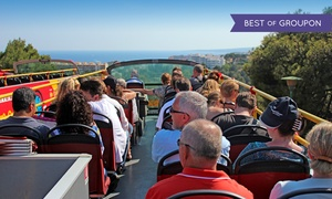 CitySightSeeing Miami: Two-Day Bus Tour for One or Two with Option for Boat Tour from CitySightSeeing Miami (Up to 46% Off)
