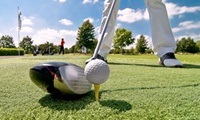 In 4 maanden leren golfen voor 1 of 2 personen bij Ieper Open Golf