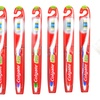 6-Pack of Colgate Easy-Grip Toothbrushes