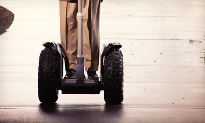 Pocono Segway Tours - Kidder: 20 Minutes of Indoor Segway Riding for One, Two, or Four from Pocono Segway Tours (Up to 55% Off)