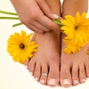 Up to Half Off Spa Mani-Pedis at The Seven Club