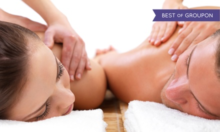 48% Off Couple's Massage with Aromatherapy at TMT Spa