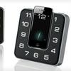 iLive Digital Clock with FM Radio, Alarm, and Bluetooth Adapter