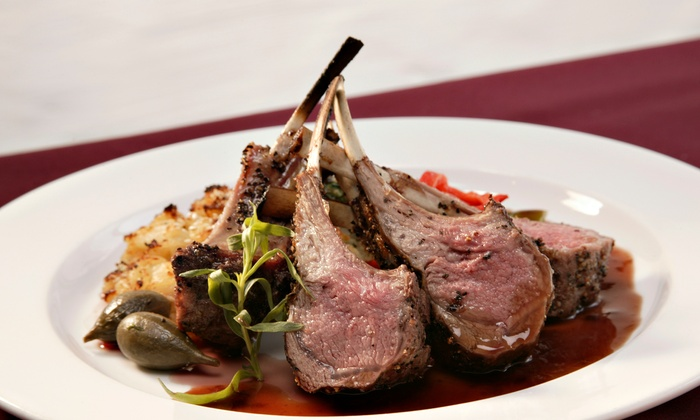 Villa Rosa Ristorante Italiano - Penticton: Italian Dinner for Two or Four at Villa Rosa Ristorante Italiano (40% Off)