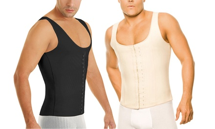 Men's High-Compression Waistcoat Body Shaper