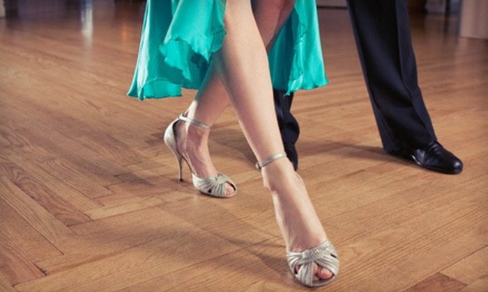 Spotlight Dance & Fitness - West Sacramento: 10 Dance Classes or Two Months of Ballroom-Dance Classes at Spotlight Dance & Fitness in West Sacramento (Up to 56% Off)