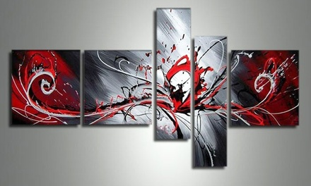 Paintings, Sculptures, and Art from FabuArt.com (61% Off). Two Options Available.
