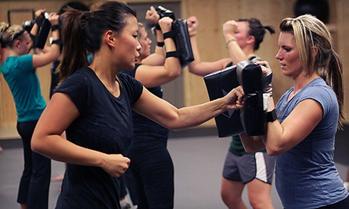 Spartan Fit Center - Okemos: 10 Drop-In Fitness Classes or a 6-Week FitBody Challenge at Spartan Fit Center (Half Off)
