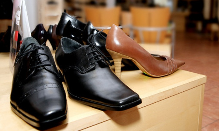 The Shoe Buckle - East Trenton: $25 for $50 or $49 for $100 Worth of Footwear at The Shoe Buckle