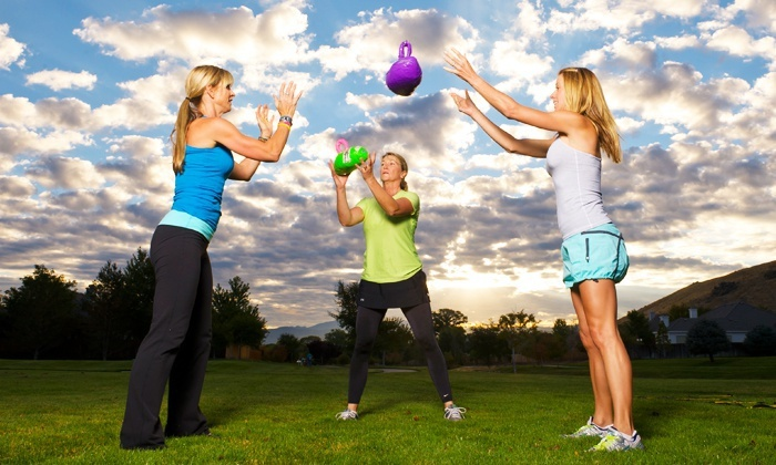 Kaia FIT Rocklin - Stanford Ranch: Six-Week BRIK or Five-Week CORE Women's Boot Camp Program at Kaia FIT (Up to 76% Off)