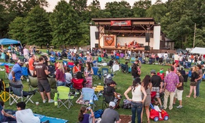 Music for MS Roots Music Festival: Music for MS Roots Music Festival at Hartwood Acres Amphitheater on Saturday, August 15 (Up to 71% Off)