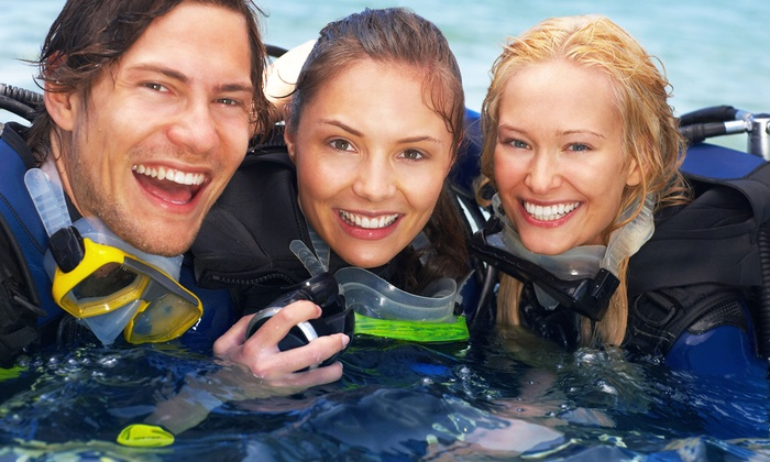 Adventure Scuba Diving - Knoxville: Discover Scuba Diving Course with Gear for One, Two, or Four at Adventure Scuba Diving (Up to 63% Off)