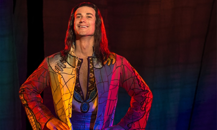 """Joseph and the Amazing Technicolor Dreamcoat"" - Joe Louis Arena: ""Joseph and the Amazing Technicolor Dreamcoat"" at Fox Theatre on October 23–24 (Up to 36% Off)"