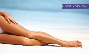 Weightloss Plus: 1 Year of Laser Hair Removal on an Extra-Small, Small, or Medium Area at Weightloss Plus (Up to 83% Off)