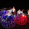 Zorb Football Match for Up to 15