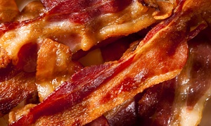 Ohio Bacon Fest 2016: Ohio Bacon Fest 2016 for Two or Four on Friday, September 9, at 4 p.m.