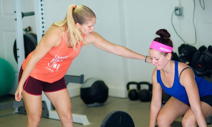 Train With Sunny - Tampa Bay Area: Three Personal Training Sessions at Train with Sunny (70% Off)