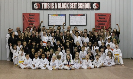Up to 75% Off Martial Arts Classes  at Dover Dragons TKD