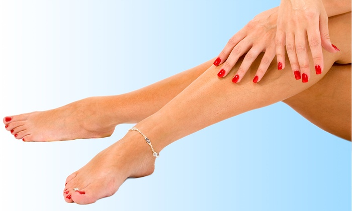Matisse Hair - Northeast Coconut Grove: $25 for a Mani-Pedi and a Pressure-Point Foot Massage at Matisse Hair ($53 Value)