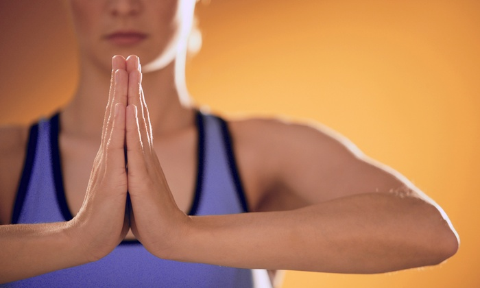 Divine Power Yoga - Naperville: 10 Classes at Divine Power Yoga (Up to 72% Off)
