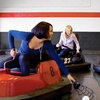 57% Off of WhirlyBall or Laser Tag