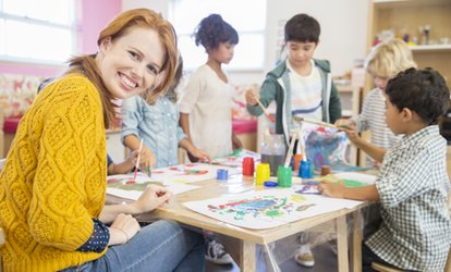Up to 44% Off Summer Art Classes at Bee N' Crafty