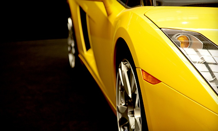 Splash Car Care - Merivale: Gold or Silver Car-Detailing Package at Splash Car Care (Up to $50 Off)