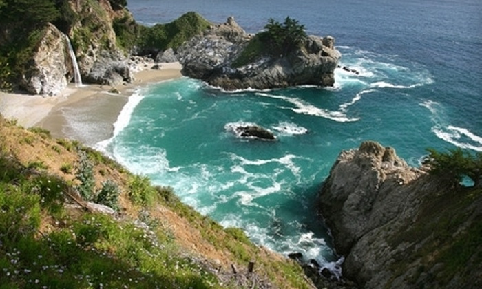 Bay Area Expeditions - Central North San Francisco: Overnight Big Sur Backpacking Trip with Meals for One or Two from Bay Area Expeditions (Up to 53% Off)