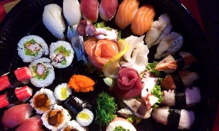 hokkaido - Gent: Sushi afhaalboxen van 20 tot 54 stuks bij Hokkaido