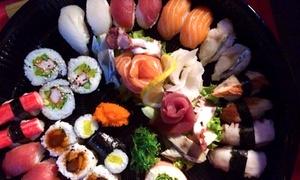 hokkaido: Sushi afhaalboxen van 20 tot 54 stuks bij Hokkaido
