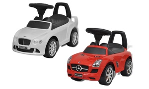Porteur enfant Bentley / Mercedes